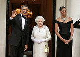 Michelle and Barack Host the Queen For a Chic Night on the Town