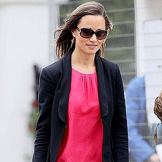 Pippa Middleton Pictures on Her Way to Work in London