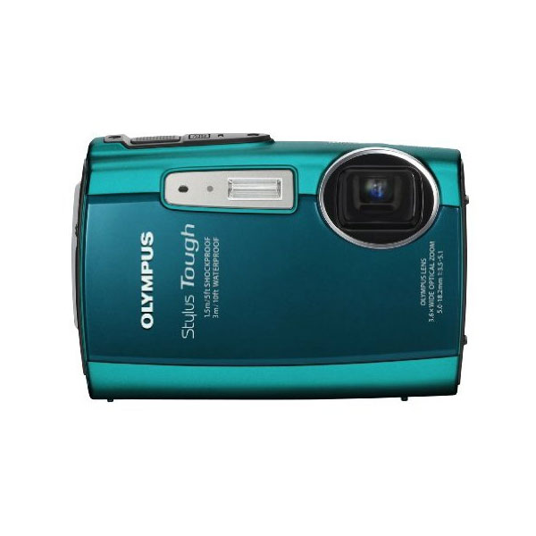 A Waterproof Digital Camera