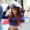 Rihanna in a Sexy Sailor Costume on The Today Show Pictures