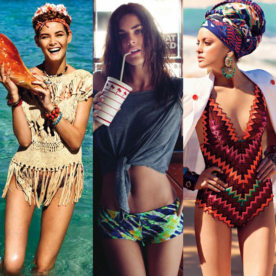 Kick Off Summer With Our Favorite Swim Editorials