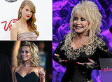 "Dolly Parton: Reese Witherspoon Needs a Boob Job, Taylor Swift Has ""No Boobs"""
