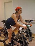 MamaCycle, the new indoor cycling program for pregnant and post-natal moms!