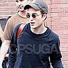 Robert Pattinson Pictures Shooting Cosmopolis 2011-05-30 18:37:16