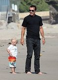 Gwen and Gavin Have a Holiday in Malibu With Kingston, Zuma, and Some Famous Friends