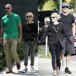 Reese Witherspoon and Jim Toth Together in Los Angeles Pictures