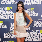 Selena Gomez Pictures at the 2011 MTV Movie Awards