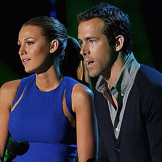 Blake Lively Pictures With Ryan Reynolds at the MTV Movie Awards