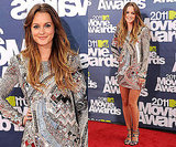 Leighton Meester at 2011 MTV Movie Awards