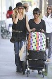 Rachel Zoe and Baby Skyler Get a Jump on Their Father's Day Shopping