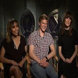 Video Interview of X-Men First Class Stars Zoe Kravitz, Lucas Till and Rose Byrne