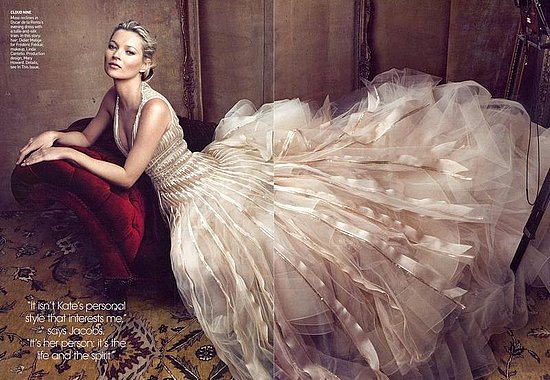 Vogue May 2009, shot by Annie Leibovitz