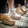 Wood Heels and Wedges for Spring and Summer 2011