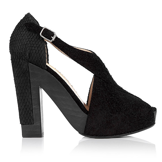 3.1 Phillip Lim x Cellent Wood Platform Heel, My Wardrobe, $891