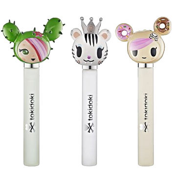 Tokidoki Makes Cute New Perfumes