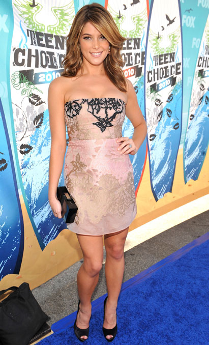 3. Ashley Greene