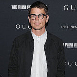 Pictures of Josh Hartnett at NYC Screening