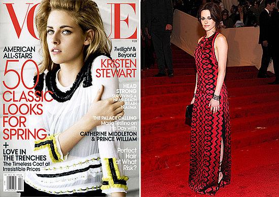 kristen stewart mtv movie awards 2011 dress. Kristen Stewart in Proenza