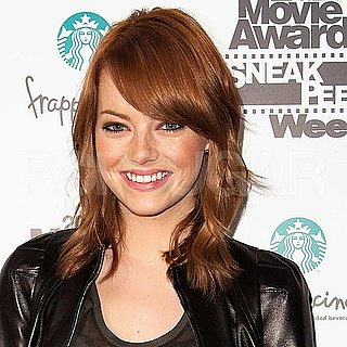 Pictures of Emma Stone With Pregnant Bryce Dallas Howard