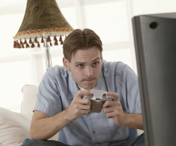 Video Game Addiction Could Lead to Divorce