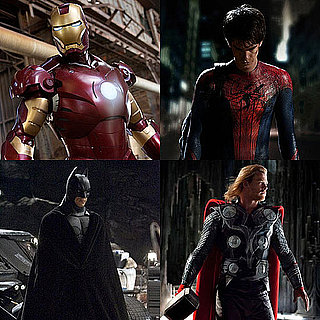 Popular Comic Book Movie Adaptations
