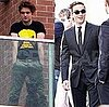 Robert Pattinson With Bear Pictures