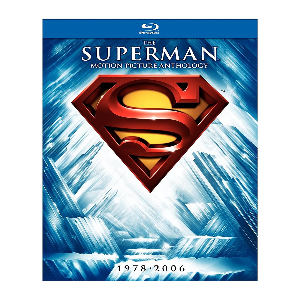 The Superman Anthology ($90)