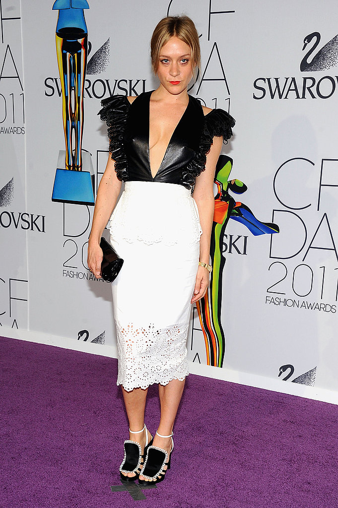 Chloe Sevigny in Chloe Sevigny for Opening Ceremony Resort 2012