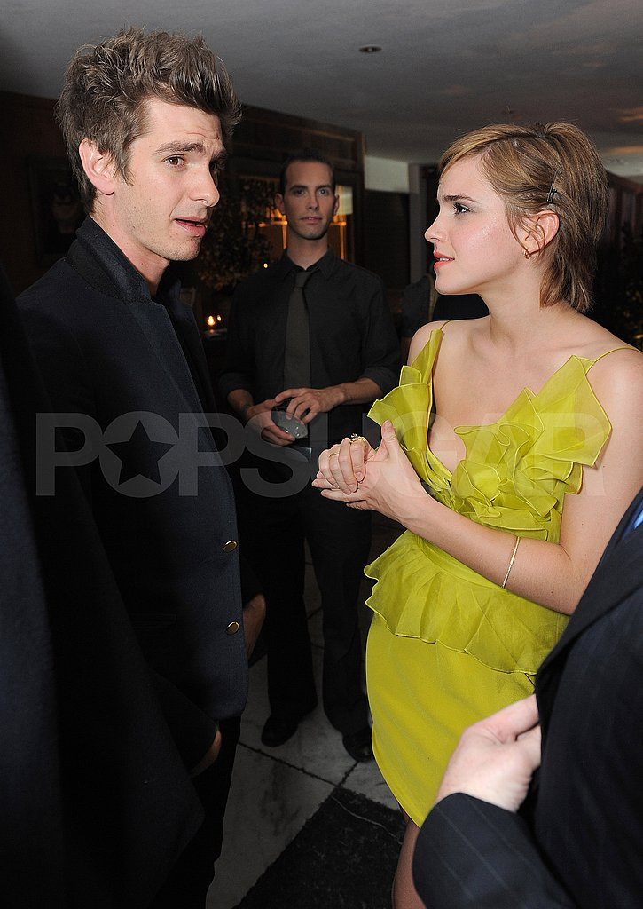Jennifer and Justin Party Post-Movie Awards With Taylor and Lily, Cameron, Emma, and More!