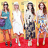 Celebrities at Veuve Clicquot Polo Classic 2011