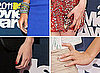 Pictures of Celebrity Manicures at the 2011 MTV Movie Awards