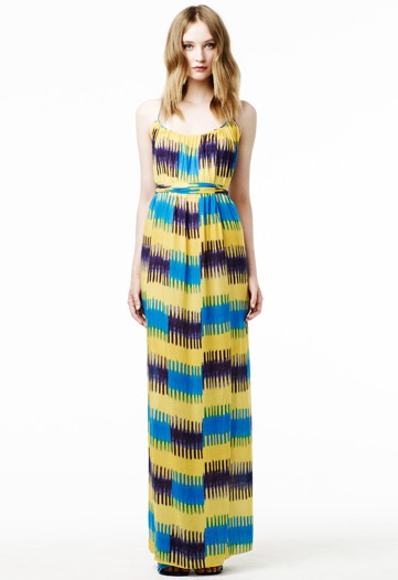 Thakoon Addition Resort 2012