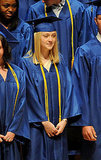 Dakota Fanning Celebrates Her High School Graduation With Kudos From Her Little Sister Elle!