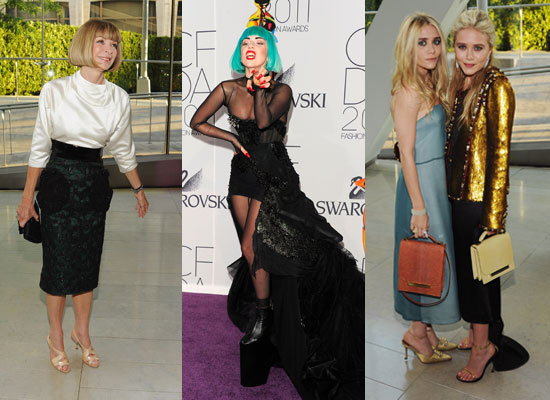 2011 CFDA Fashion Awards: All The Arrivals!