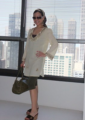 5 ways to wear a tunic by www.bravoerunway.com