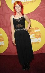 Hayley Williams(2011 CMT Music Awards)