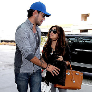 Eva Longoria and Eduardo Cruz Pictures