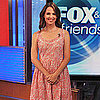 Pictures of Jennifer Garner at Fox & Friends
