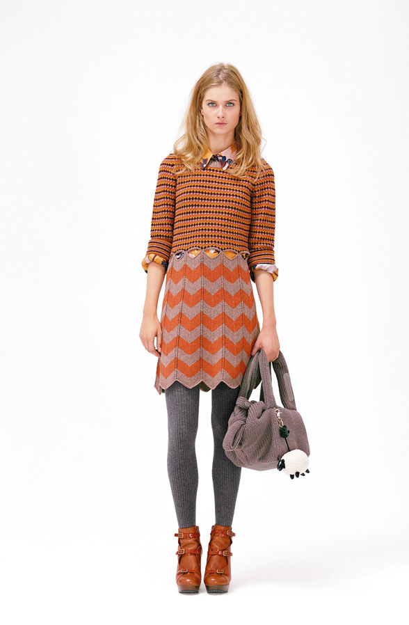 See by Chloé Fall '11 Lookbook