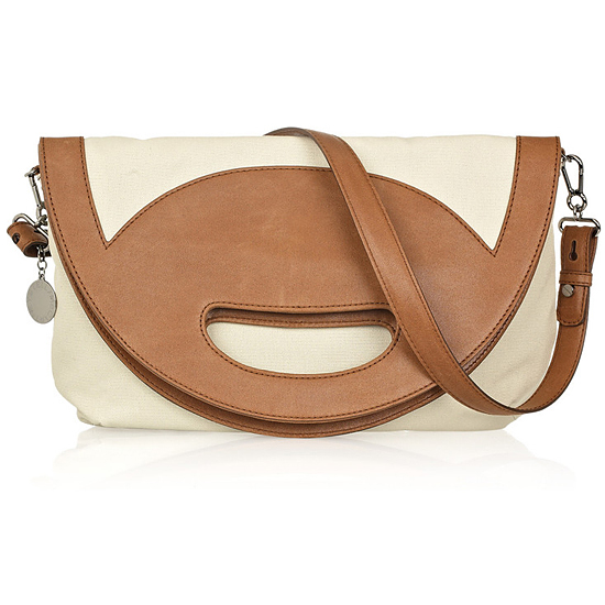 Stella McCartney Fold Over Bag, $675