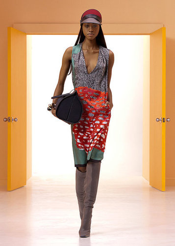 Balenciaga Resort 2012 Collection Photos