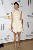 Newly Engaged Nikki Reed Steps Up Her Fashion Game For an Award-Worthy Luncheon