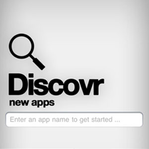 Discovr New Apps With Discovr App