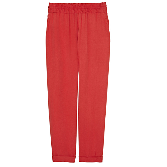 Elizabeth and James Sloan Cropped Pants, $226