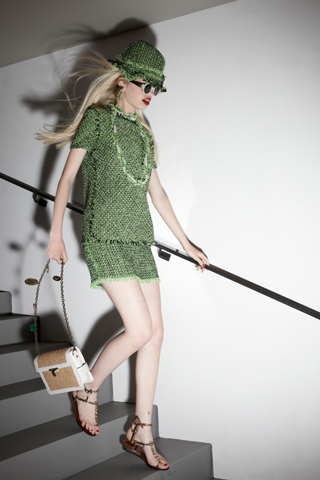 Lanvin Resort 2012 (and the New Lanvin Children's Line)