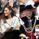 Kate Middleton and Prince William Don Fancy Hats For More Royal Duties