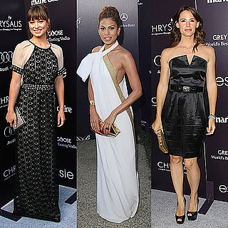 Celebrity Dresses at Butterfly Ball 2011-06-13 08:38:33