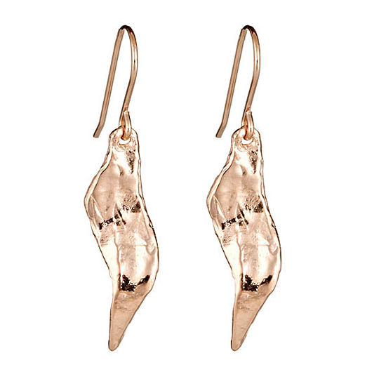 Etoile Small Leag Earrings, $75