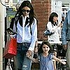 Suri Cruise Pictures With Katie Holmes in LA