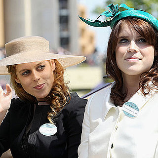 Pictures of Princess Beatrice and Princess Eugenie at Royal Ascot